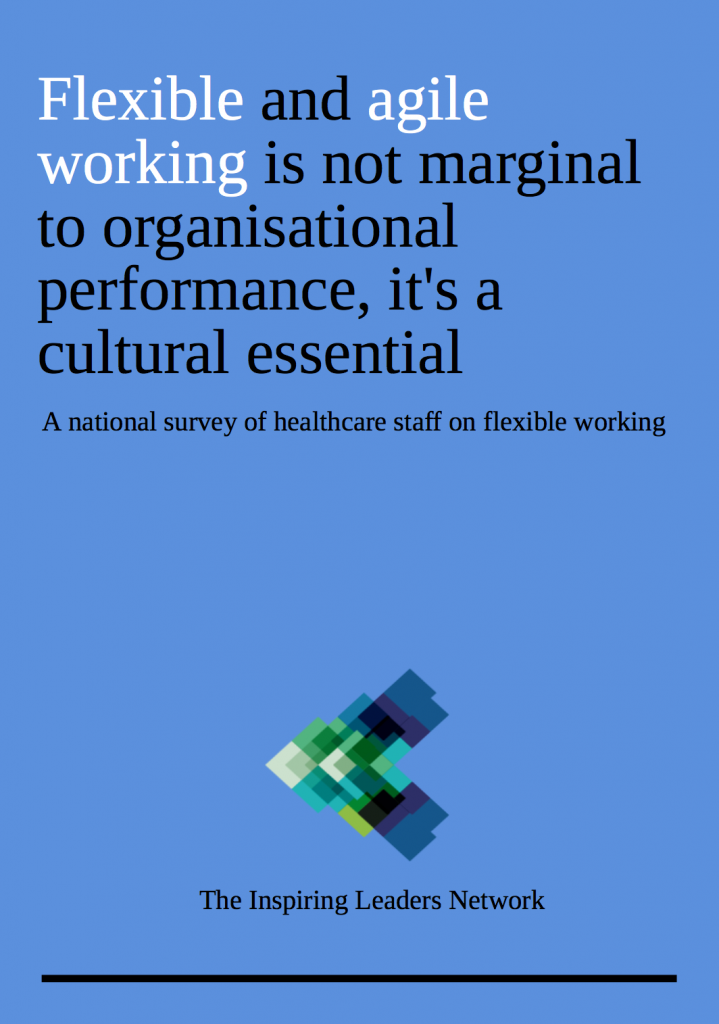 Cover of flexible working report